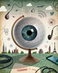 Michael Waraksa. El poder del espionaje global